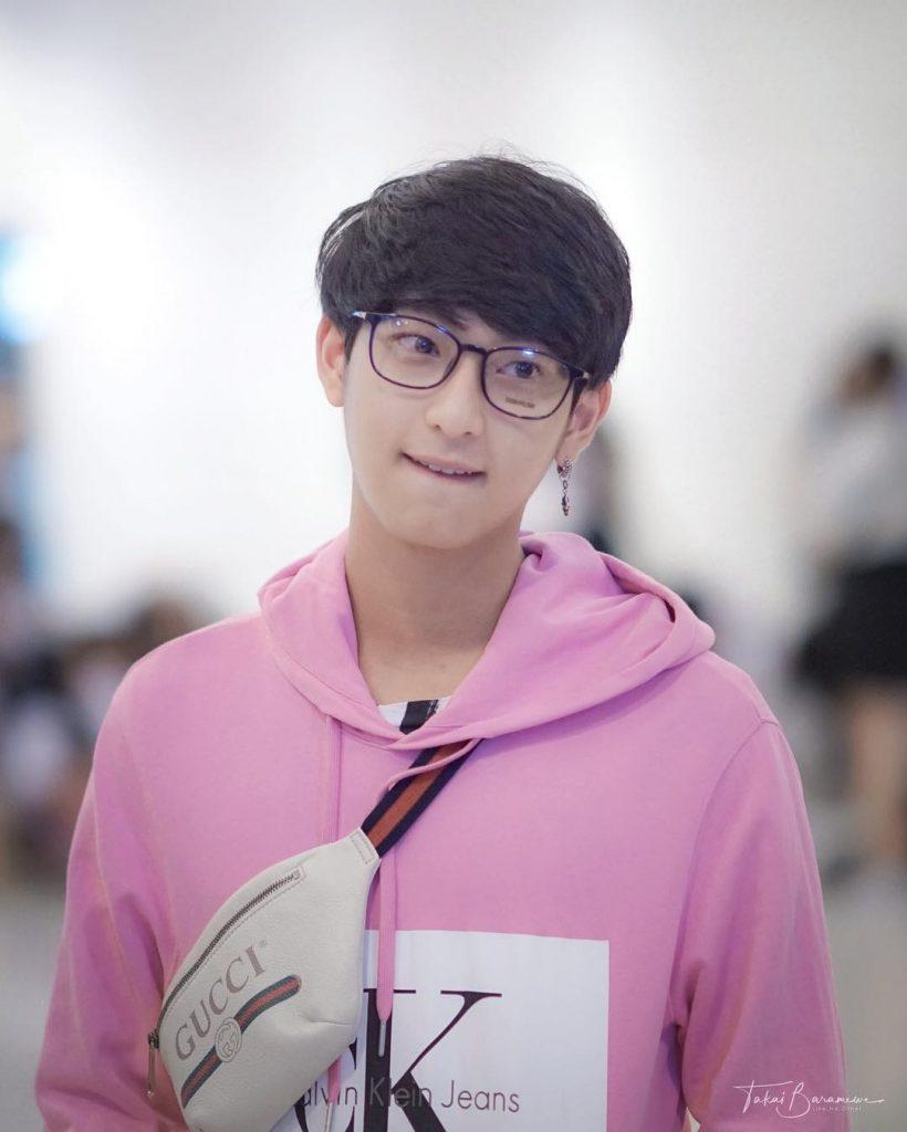 ส่องโปรไฟล์ ชิม่อนวชิรวิชญ์ นักแสดงหนุ่มหน้าใสดาวรุ่ง