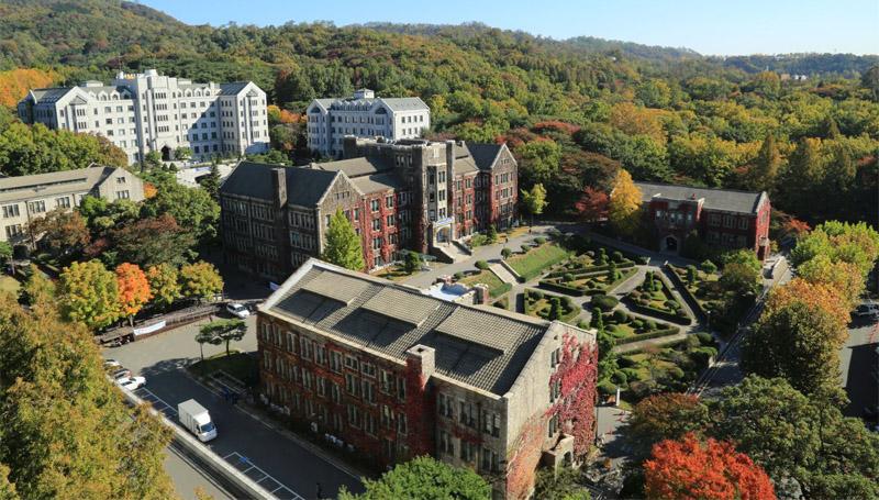 SKY University Yonsei University มหาวิทยาลัยยอนเซ มหาวิทยาลัยเกาหลี