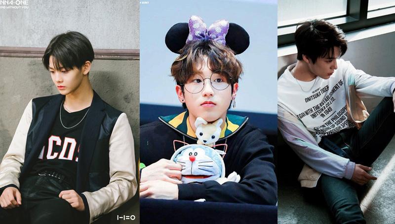 ASTRO nct 127 nct dream Wanna One วันสอบเข้ามหาวิทยาลัยของเด็กเกาหลี แพ จินยอง wanna one ไอดอลเกาหลี