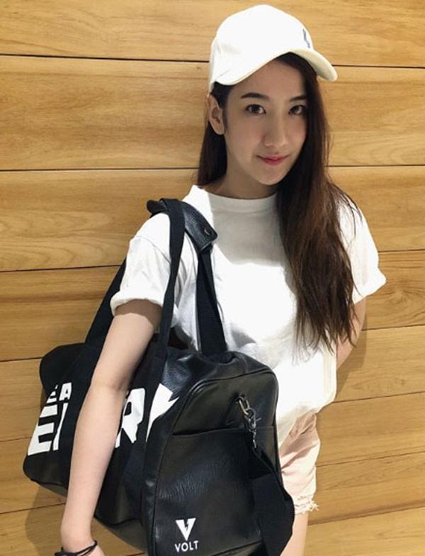 น้ำตาล วิลาสินี เจ้าหญิงน้ำแข็ง ทีมชาติไทย