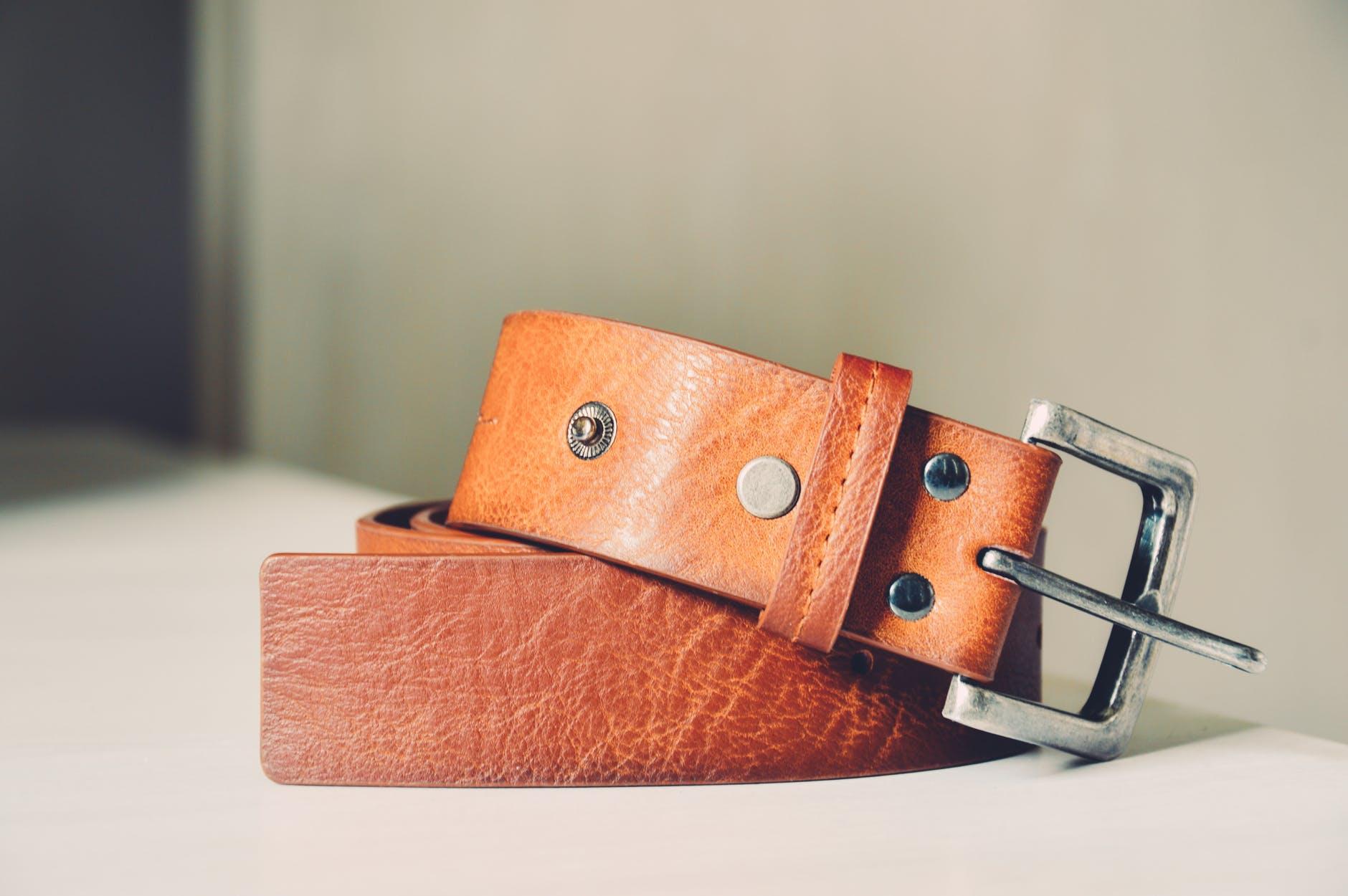 belt = เข็มขัด