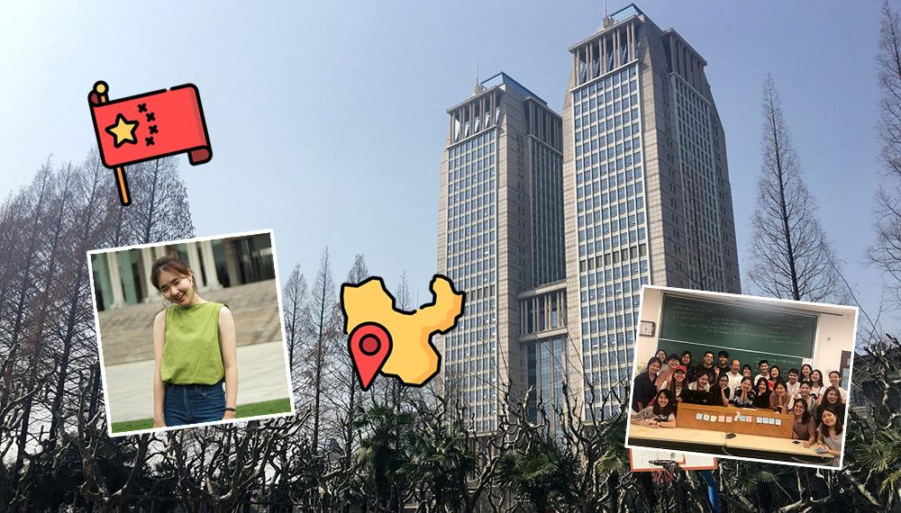จีน จีนศึกษา ภาษาที่สาม มหาวิทยาลัยฟู่ตั้น วิทยาลัยนานาชาติปรีดี พนมยงค์