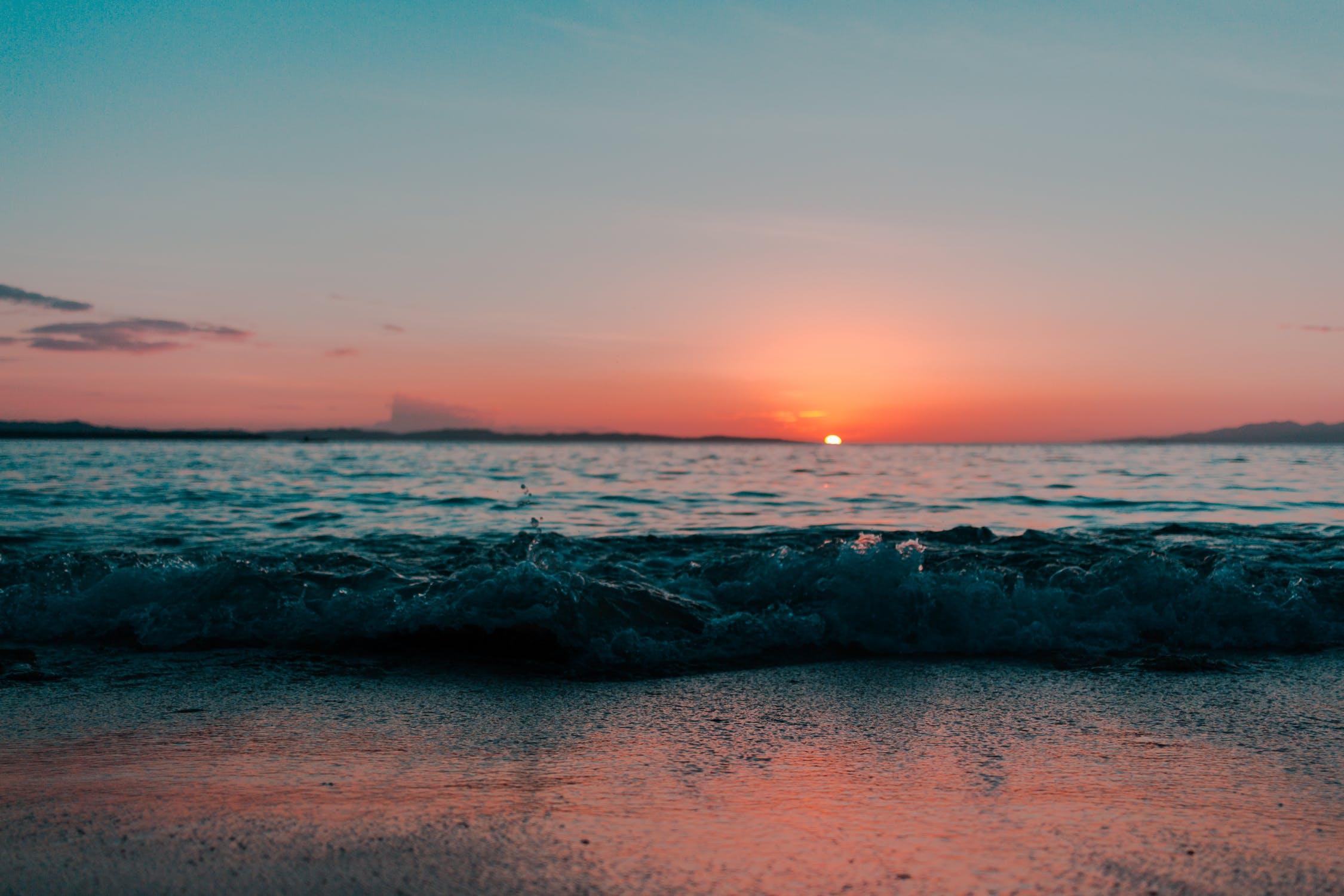 seaside = ชายทะเล, ชายหาด
