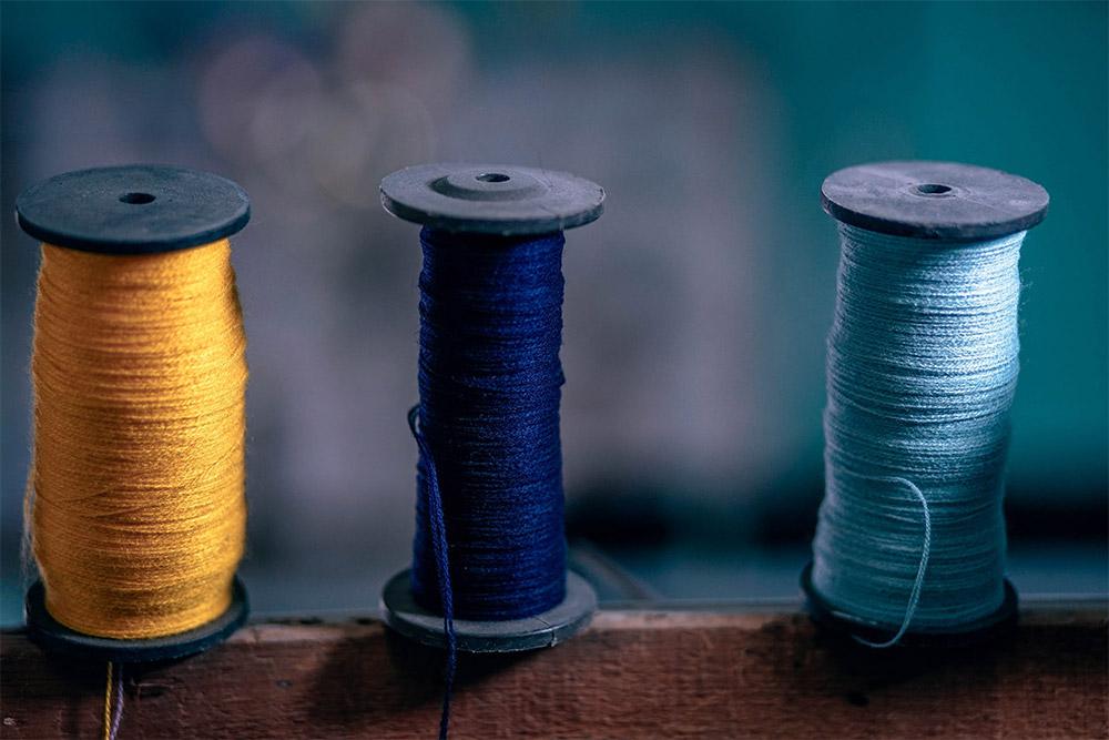textile = สิ่งทอ, วัตถุสิ่งทอ