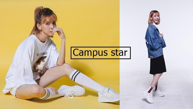 campus star cute girl คลิปสาวน่ารัก คลิปสาวมหาลัย นักศึกษาน่ารัก ม.รังสิต เดมี่ เมษรติมา