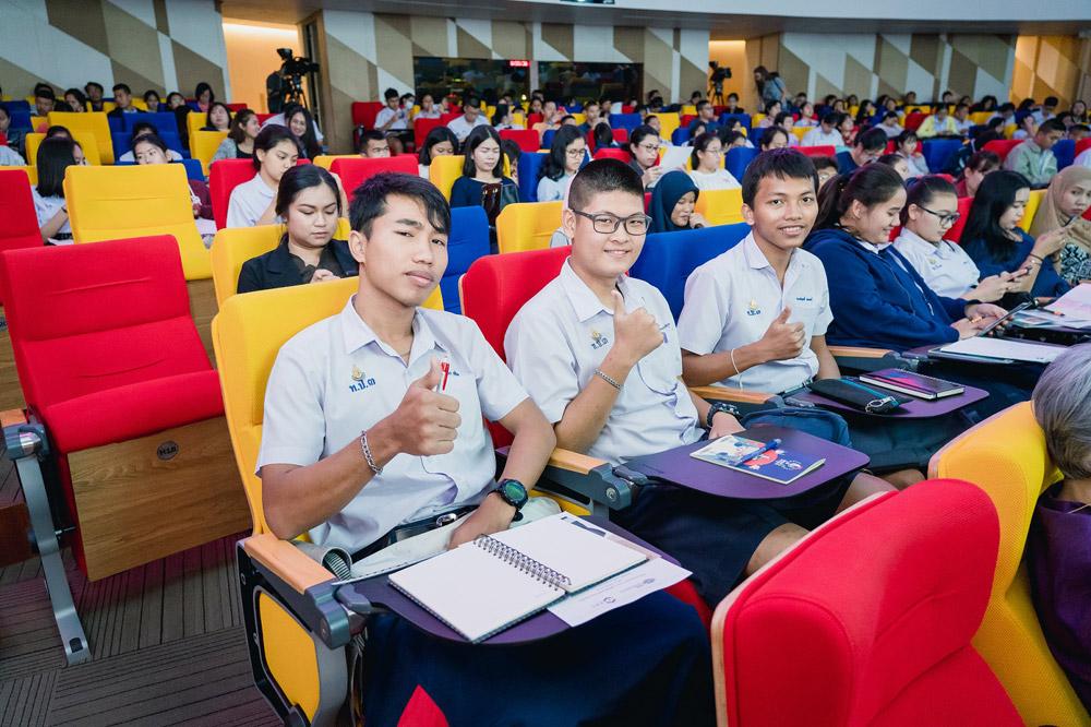 นักเรียนเตรียมสมัคร-TCAS