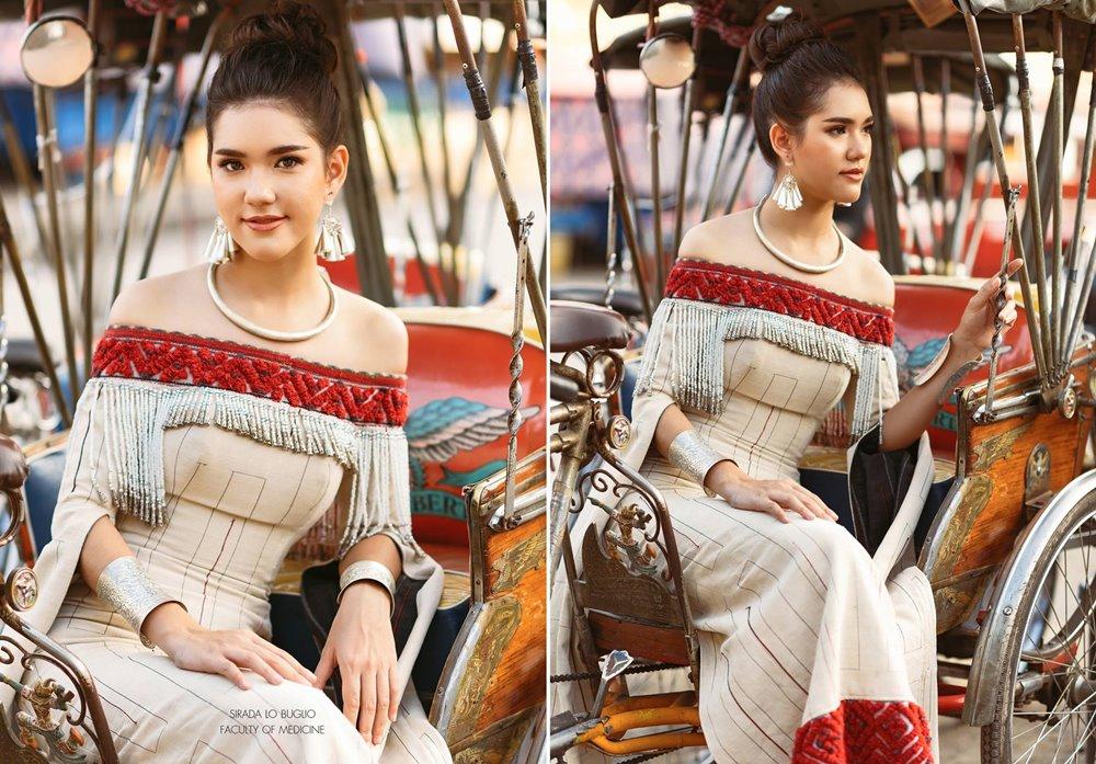 ซิลเวีย ศิรดา นางสาวเชียงราย ประจำปี 2562