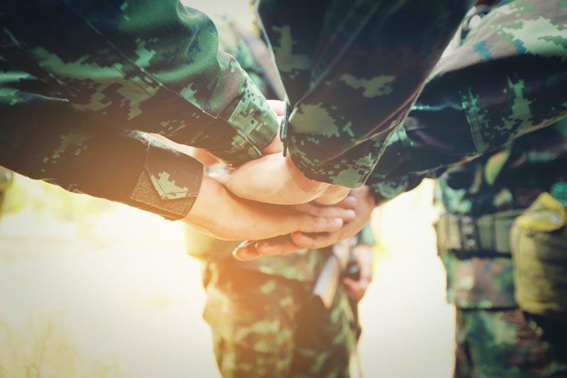 ทหาร อาชีพในฝัน