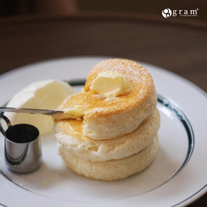 Gram Café & Pancakes