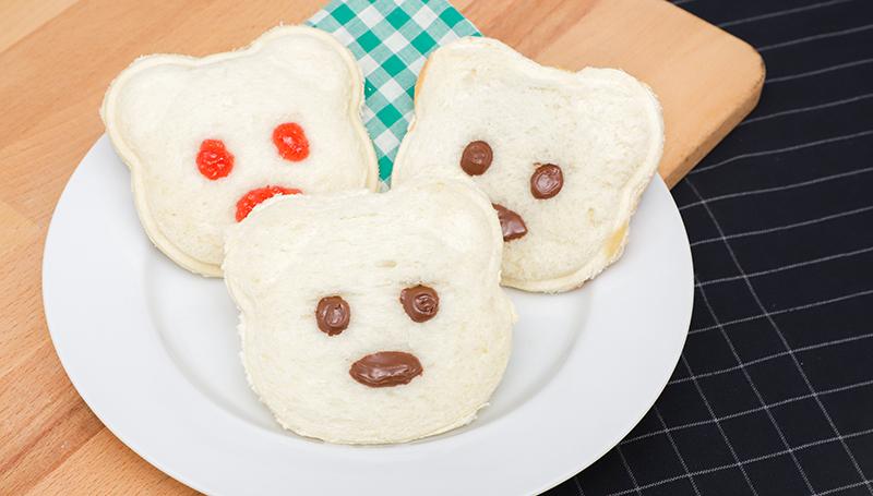 ขนมปัง สูตรอาหารทำง่าย เมนูขนมปัง เมนูเด็กหอ
