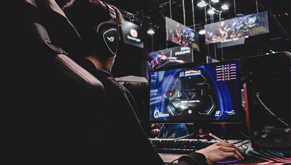 E-Sport วิดีโอเกม เกม เกมออนไลน์