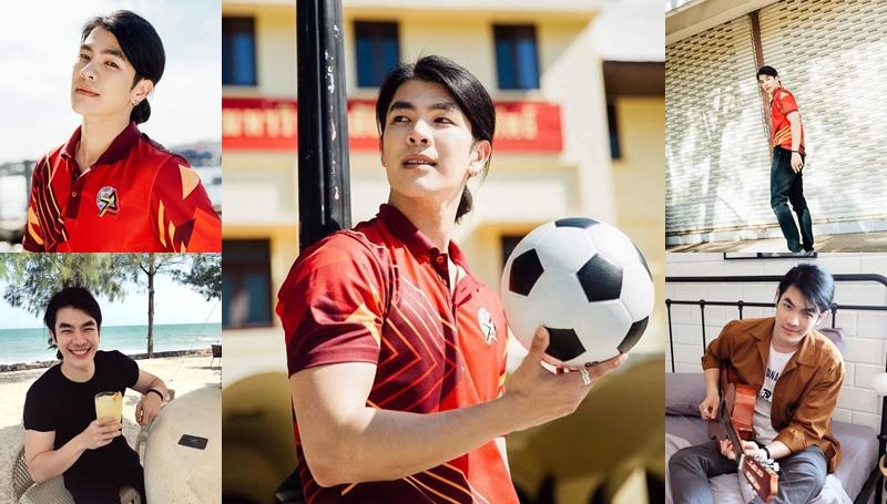 CUTUBall73 TUSexyBoy งานฟุตบอลประเพณี งานฟุตบอลประเพณี73 มาย ภาคภูมิ