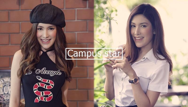 คลิปสาวน่ารัก คลิปสาวมหาลัย นักศึกษาน่ารัก ม.หอการค้าไทย ไหมแพร-ภัทรานิษฐ์