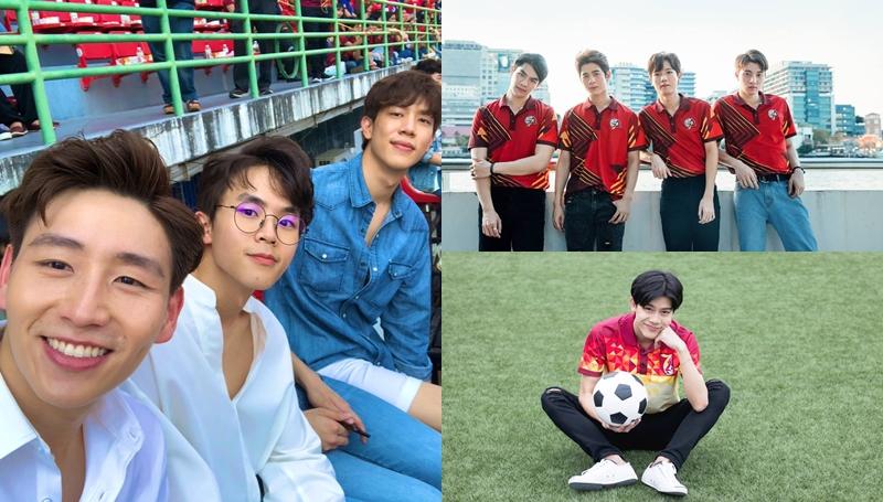 TUCUBall73 TUSexyBoy งานฟุตบอลประเพณี งานฟุตบอลประเพณี73 หนุ่มหล่อธรรมศาสตร์