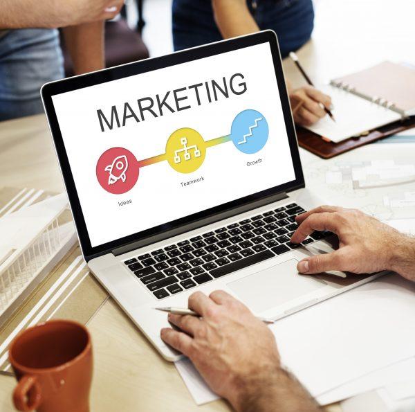 งานการตลาดและงาน PR