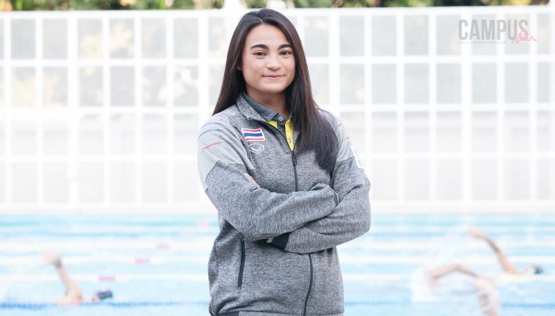 ทีมชาติไทย นักกีฬา นักกีฬาทีมชาติ นักกีฬาว่ายน้ำ