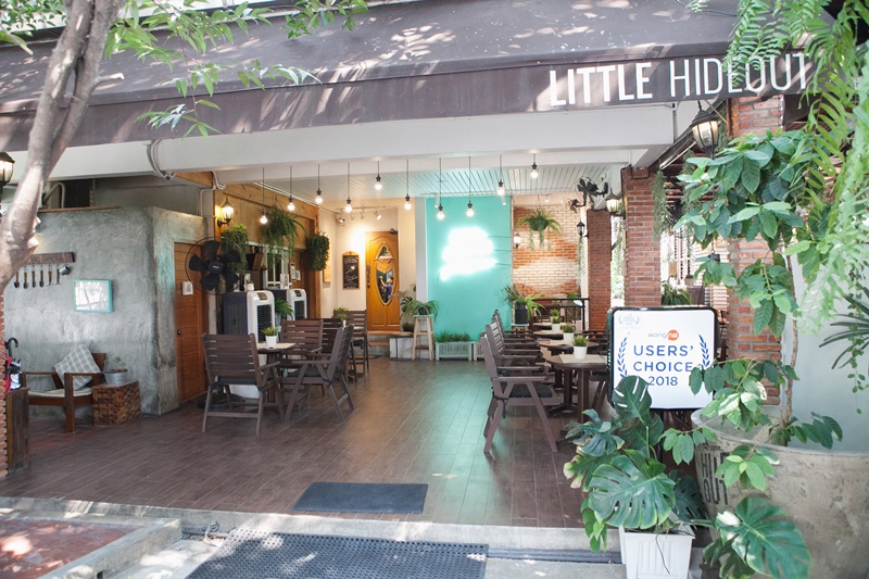 """Little Hideout Patisserie"""