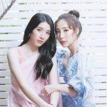 สองสาวพิ้งค์-บัว บนปก Campus Star No.71
