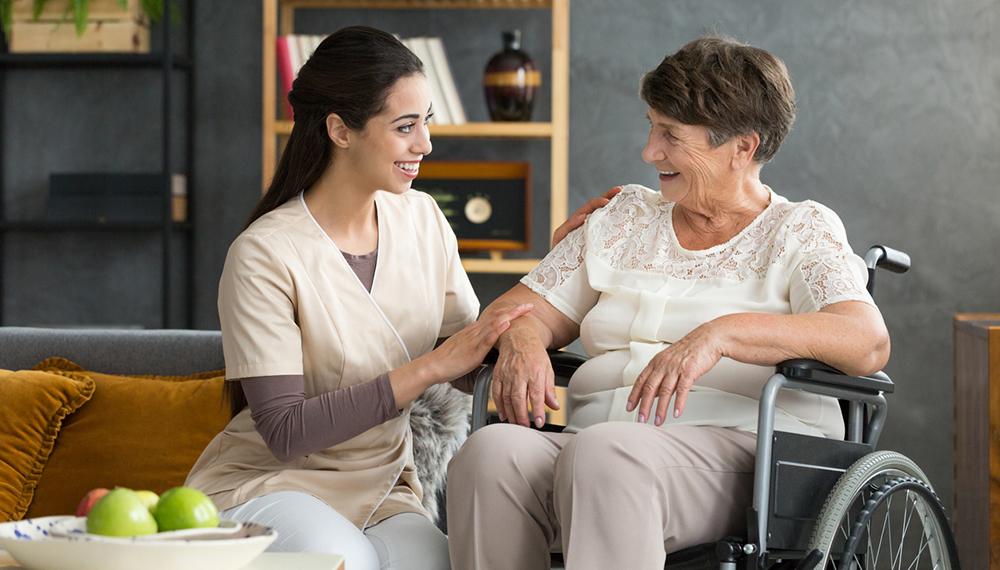 หลักสูตรการฝึกอบรม การดูแลสุขภาพผู้สูงอายุ