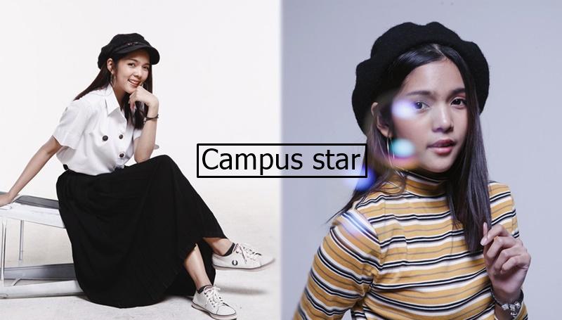 campus star cute girl คลิปสาวน่ารัก คลิปสาวมหาลัย นักศึกษาน่ารัก ม.กรุงเทพ วิว-ณัฐริกา
