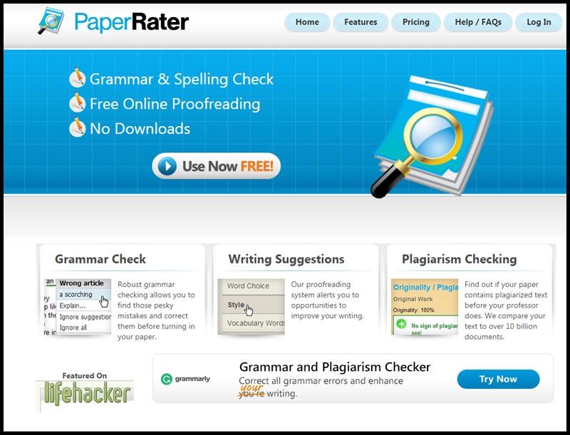 paperrater.com