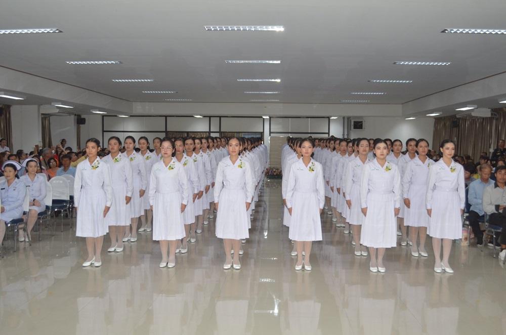 นักเรียนพยาบาลกองทัพบก
