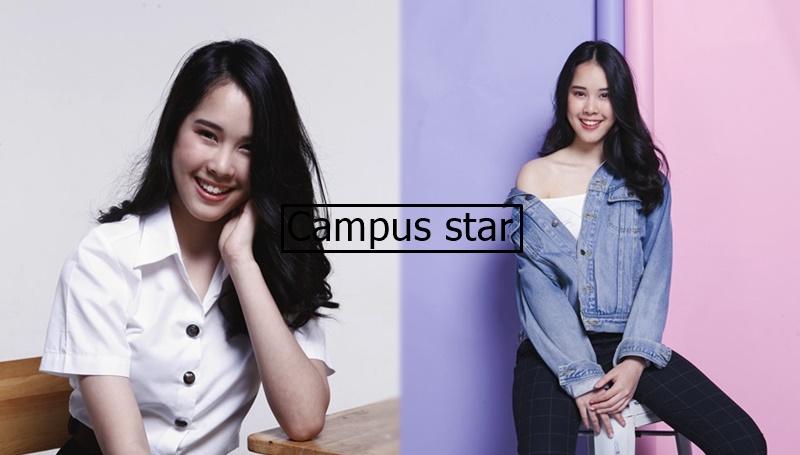 campus star cute girl คลิปสาวน่ารัก คลิปสาวมหาลัย นักศึกษาน่ารัก ม.กรุงเทพ