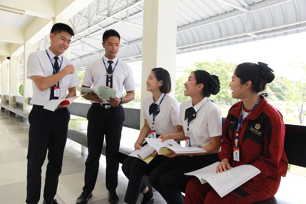 ไปรษณีย์ไทย เปิดรับสมัครนักเรียนใหม่ประจำปี 2562