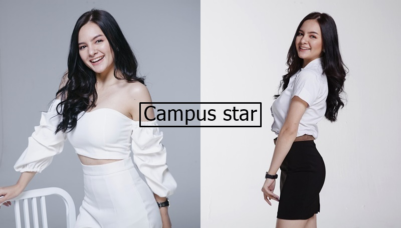 campus star cute girl คลิปสาวน่ารัก คลิปสาวมหาลัย นักศึกษาน่ารัก ม.ศรีปทุม แอนนา