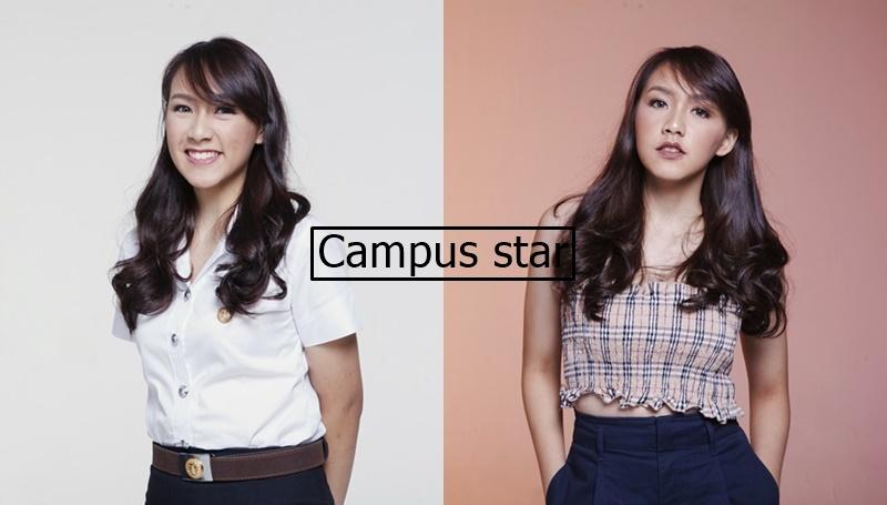 campus star cute girl คลิปสาวน่ารัก คลิปสาวมหาลัย นักศึกษาน่ารัก ม.ธรรมศาสตร์ มิ้น-ปาณิสรา ลูกแม่โดม