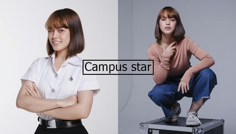 campus star cute girl คลิปสาวน่ารัก คลิปสาวมหาลัย นักศึกษาน่ารัก มหาวิทยาลัยเทคโนโลยีราชมงคลพระนคร หมีพู