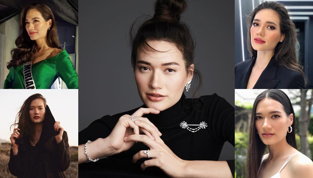 Miss Universe Thailand MUT 2019 นางงาม บัณฑิตเกียรตินิยม มิสไทยแลนด์ยูนิเวิร์ส มิเรียม ศรพรหมมาศ
