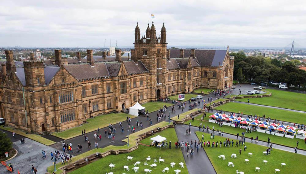 ทุนการศึกษา ทุนเรียนต่างประเทศ ประเทศออสเตรเลีย