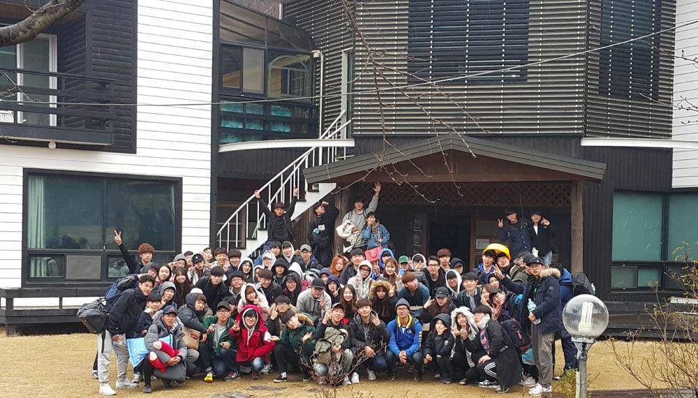 การรับน้อง กิจกรรมรับน้อง มหาวิทยาลัยเกาหลี เกาหลีใต้
