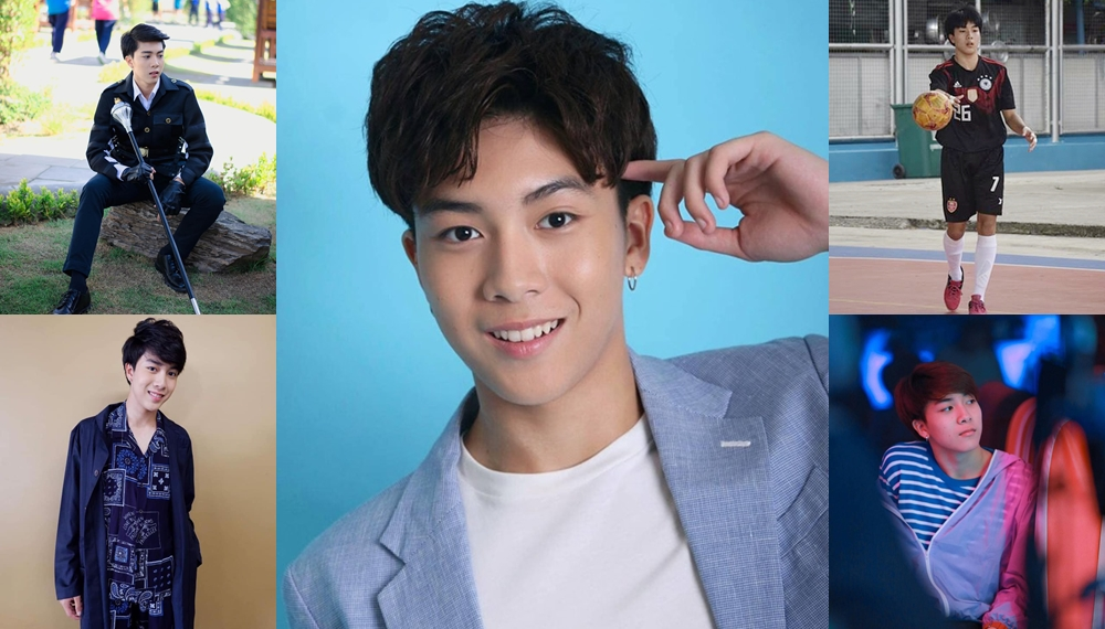 Cute Boy Thailand กริช รัชกฤช ประวัติการศึกษา