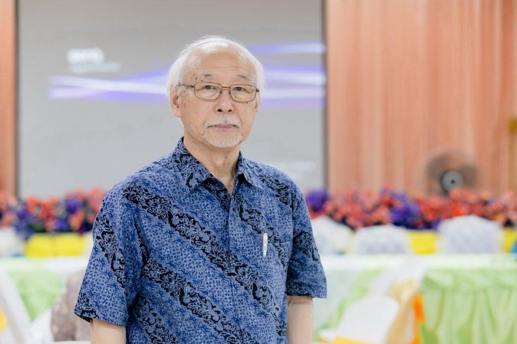 อาจารย์มาซาอากิ ซาโต