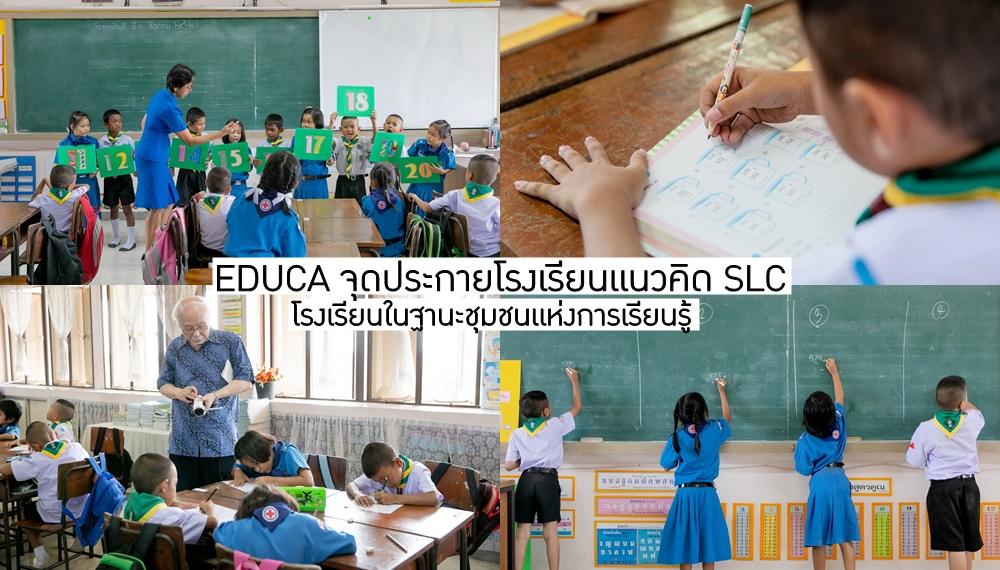 EDUCA ครู แหล่งการเรียนรู้
