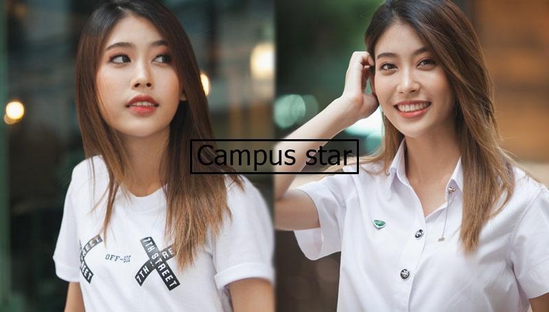 campus star cute girl คลิปสาวน่ารัก คลิปสาวมหาลัย ชีส-ศศิวิมล นักศึกษาน่ารัก ม.เกษตรศาสตร์