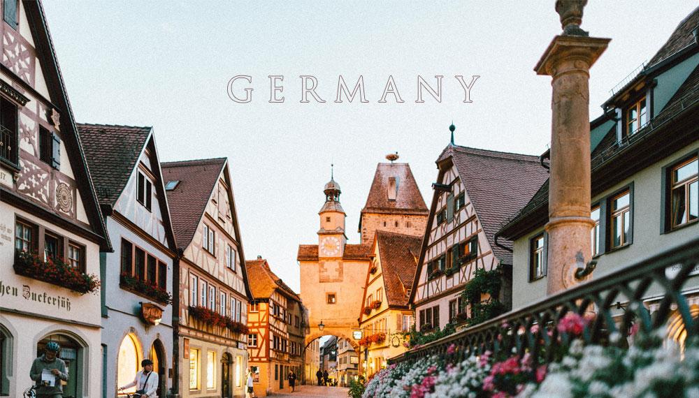 ประเทศเยอรมนี มหาวิทยาลัย เรียนต่อต่างประเทศ