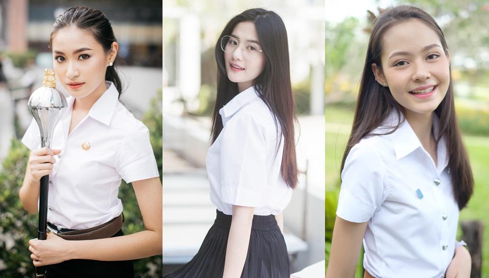 นักศึกษาน่ารัก มิสทีนไทยแลนด์ สาวมาหลัยน่ารัก สาวสวย