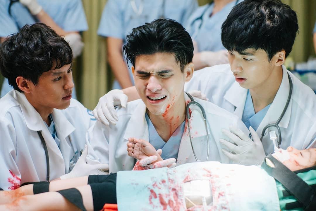 รูปภาพ 13 หมอหล่องานดี จากละคร รักฉุดใจนายฉุกเฉิน – รพ.นี้ เขาอัด ...