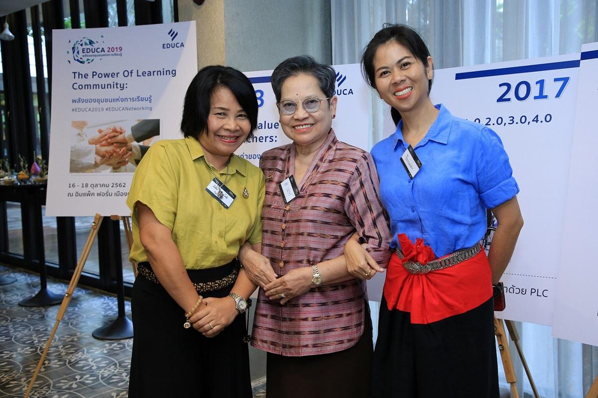EDUCA Education Communication การศึกษาไทย ครู