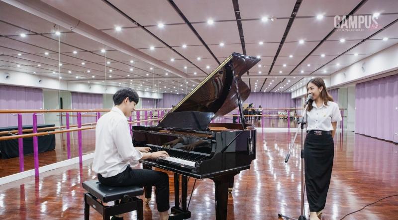 the voice thailand 2019 นักดนตรี นิว-สิรภพ วง gliss วิทยาลัยดนตรี ออย-กุลจิรา