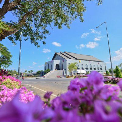 มมส พร้อมต้อนรับบัณฑิตใหม่ กว่า 9,000 คน ณ อาคารเฉลิมพระเกียรติฯ