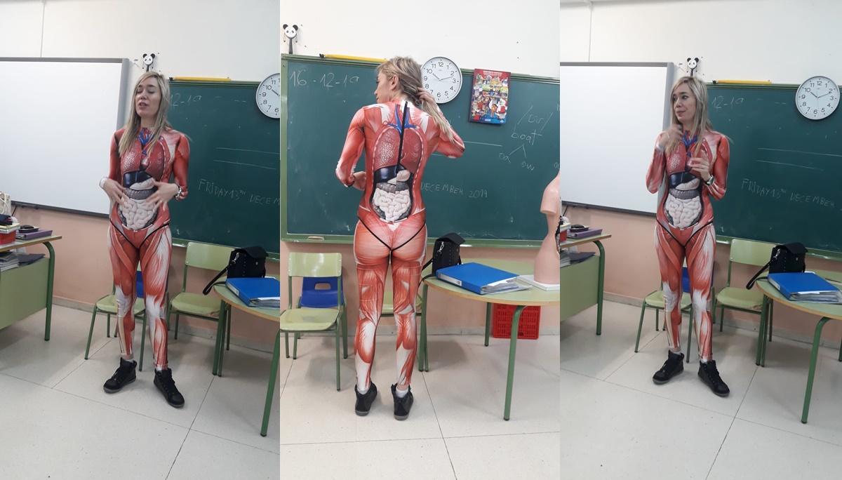 กายวิภาค คุณครู ไอเดียสร้างสรรค์