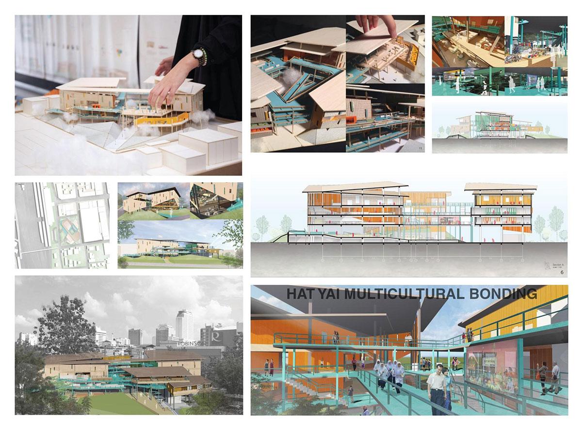 วิทยานิพนธ์ นศ. สถาปัตยกรรมศาสตร์ฯ มจธ. คว้ารางวัลชนะเลิศเวทีโลก