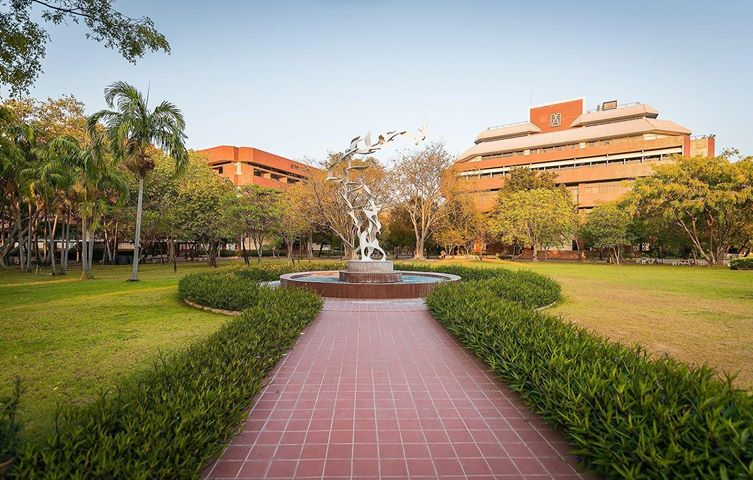 มุมสวย ภายใน มหาวิทยาลัยหัวเฉียวเฉลิมพระเกียรติ