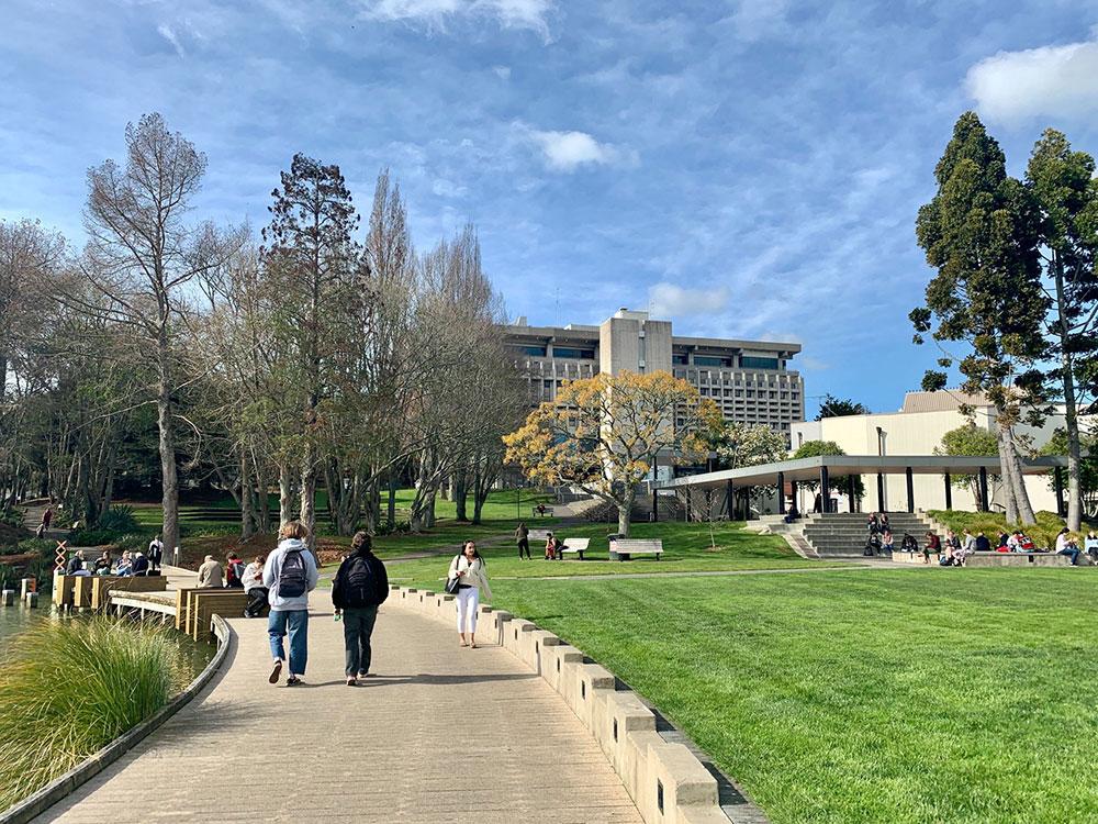 มหาวิทยาลัยไวกาโต (The University of Waikato)