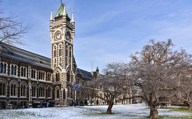 มหาวิทยาลัยโอทาโก (University of Otago)