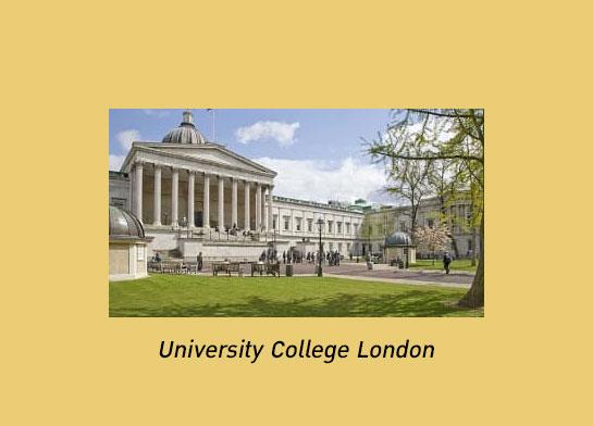 University College London หรือ UCL